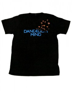 Dandelion Mind 2011 Tour T-Shirt