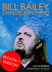 Dandelion Mind DVD (REGION 1)