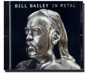 Bill Bailey In Metal – CD album