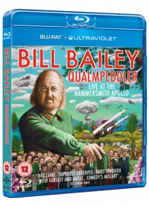Qualmpeddler Blu-ray + UV Digital Copy