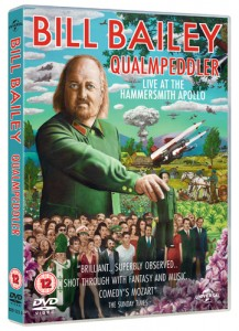 Qualmpeddler DVD + UV Digital Copy