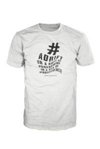 #Adrift t-shirt