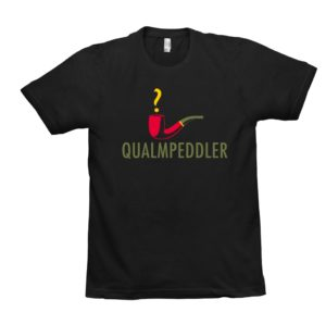 Qualmpedder 2013 Tour T-shirt