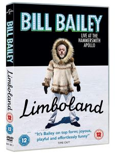 Limboland DVD